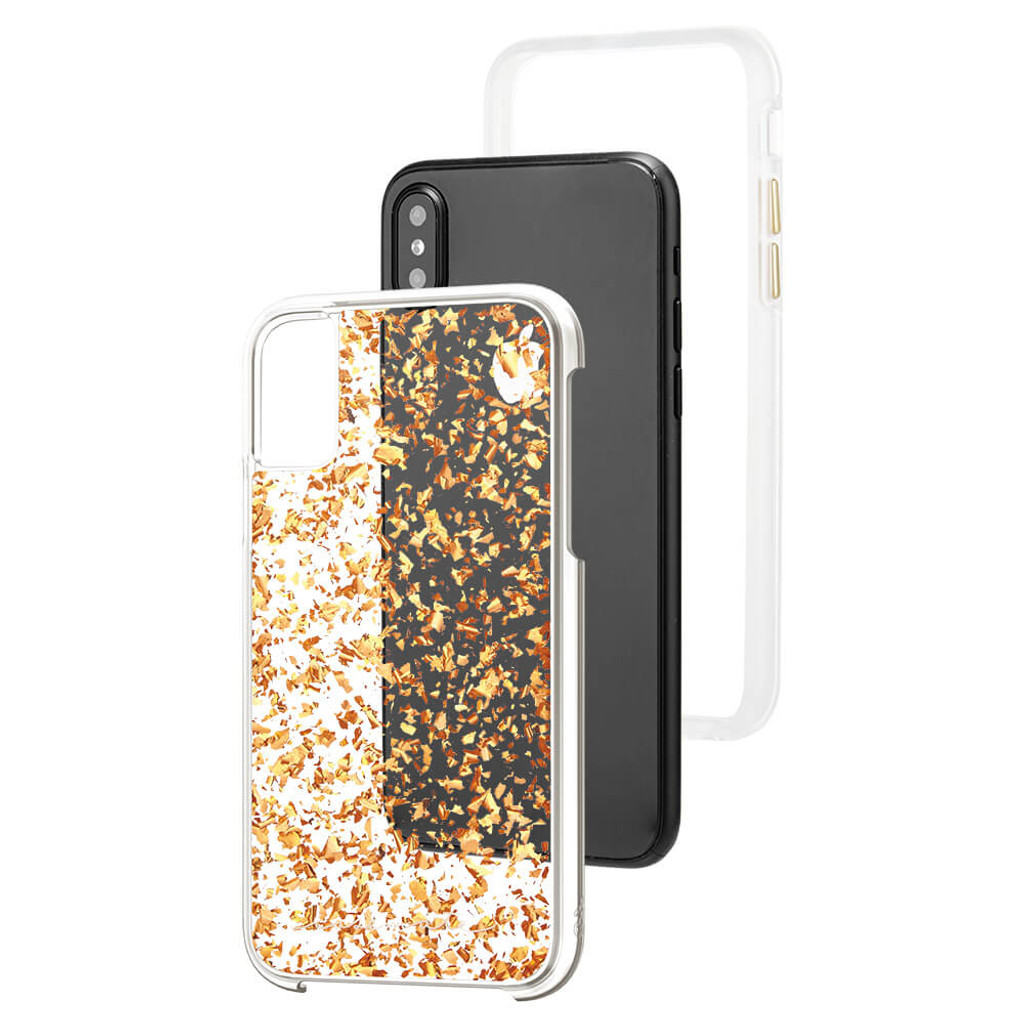 Casemate iPhone X | Karat Gold | Expanded