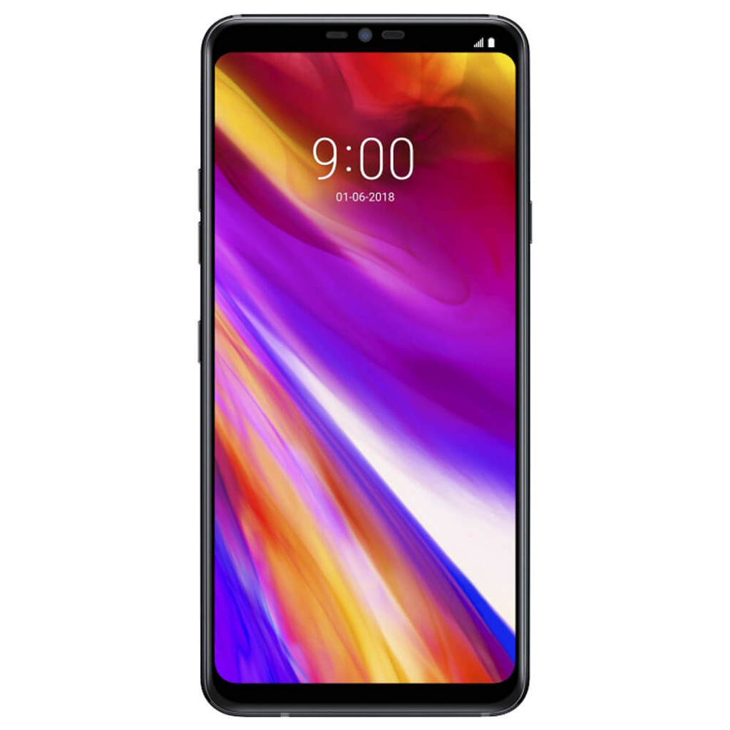 LG G7 ThinQ | Black | Front