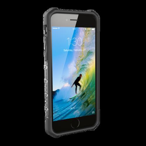 UAG Plasma iPhone 7 Case - Ice   Front