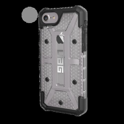 UAG Plasma iPhone 7 Case - Ice   Left