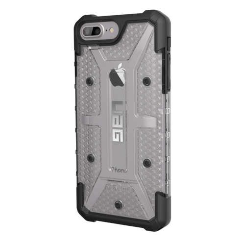 UAG Plasma iPhone 7 Plus Case - Ice | Left