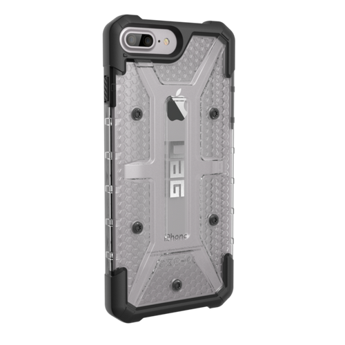 UAG Plasma iPhone 7 Plus Case - Ice | Right