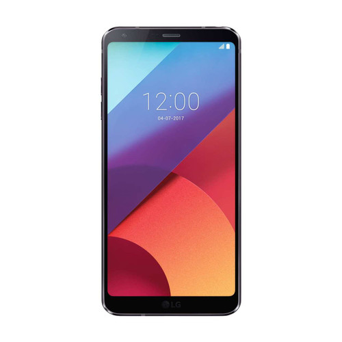 LG G6 | Black | Front
