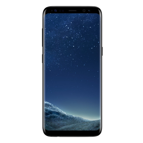 Samsung Galaxy S8 | Midnight Black | Front