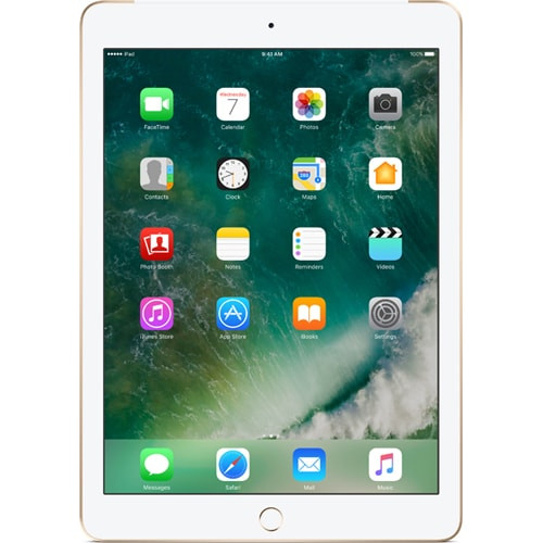 iPad 128GB | Gold