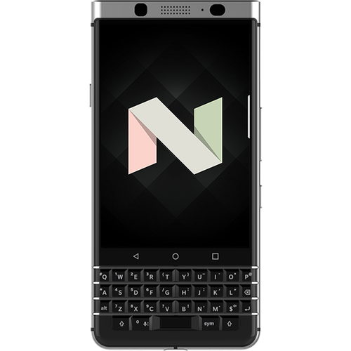 BlackBerry KEYone | Front