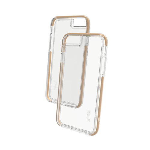 iPhone6/6s Gear4 D3O Space Grey IceBox case |  Clear