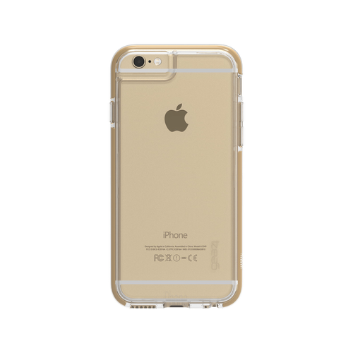 iPhone6/6s Gear4 D3O Space Grey IceBox case | Back