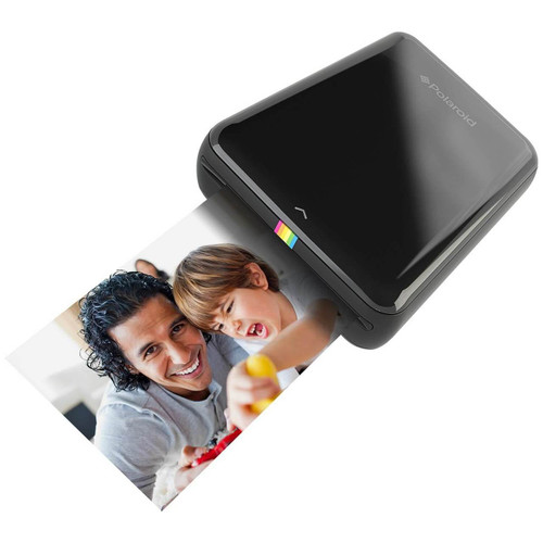 Polaroid Zip Mobile Photo Printer | Black