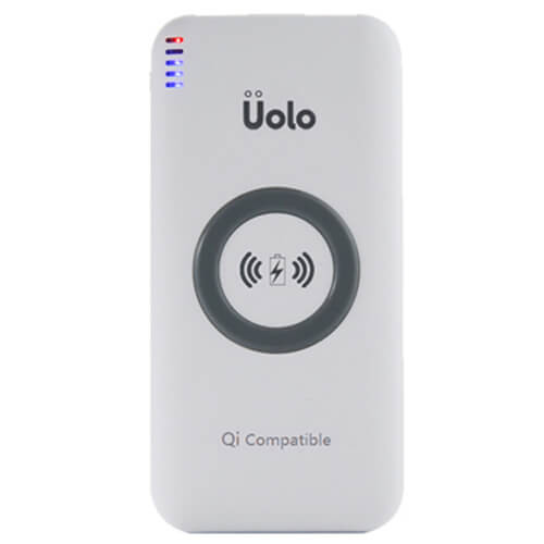 Uolo Volt Wireless Charging Bank (6000mAh)