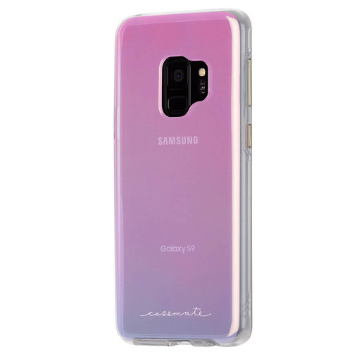 Casemate Iridescent for the Samsung Galaxy S9 | Left