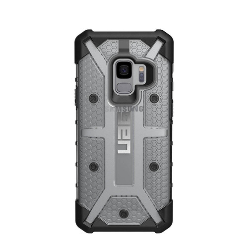 UAG Plasma Galaxy S9 Case | Ice | Rear