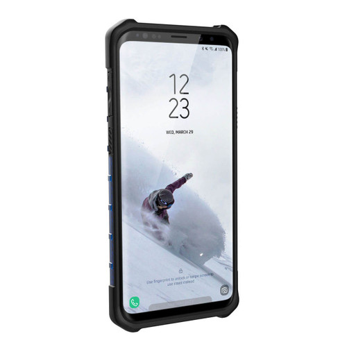 UAG Plasma Galaxy S9 Plus Case | Cobalt | Front