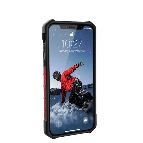 UAG Plasma iPhone X  Case | Magma | Front