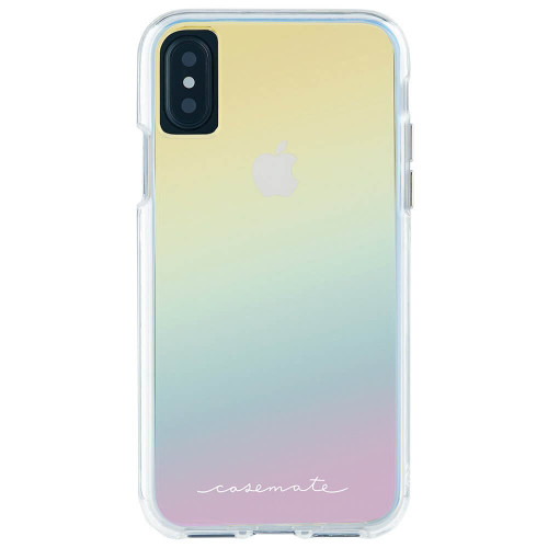 CaseMate Iridescent Naked Tough Case | iPhone X