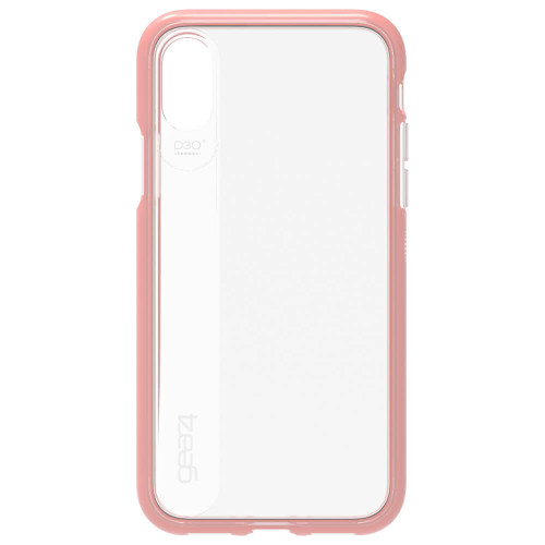 Gear4 Windsor | Rose iPhone X | Back