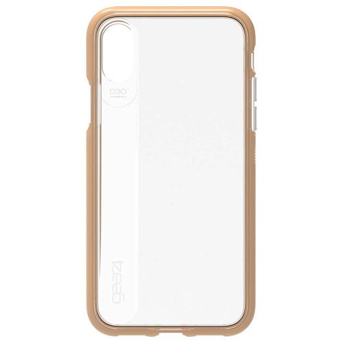 Gear4 Windsor | Gold | iPhone X | Back