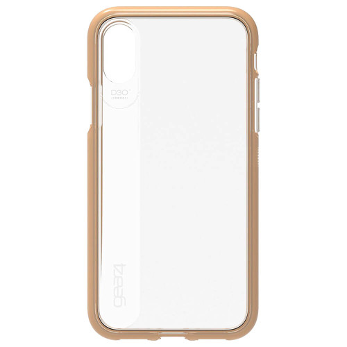Gear4 Windsor   Gold   iPhone X   Back