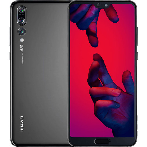 Huawei P20 Pro | Front and Back