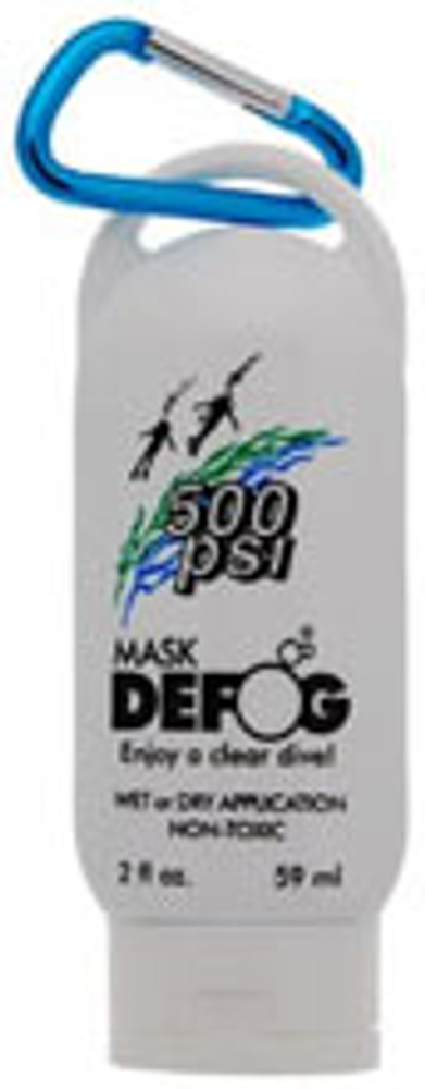 500 psi 2oz Sport Bottle Mask Defog