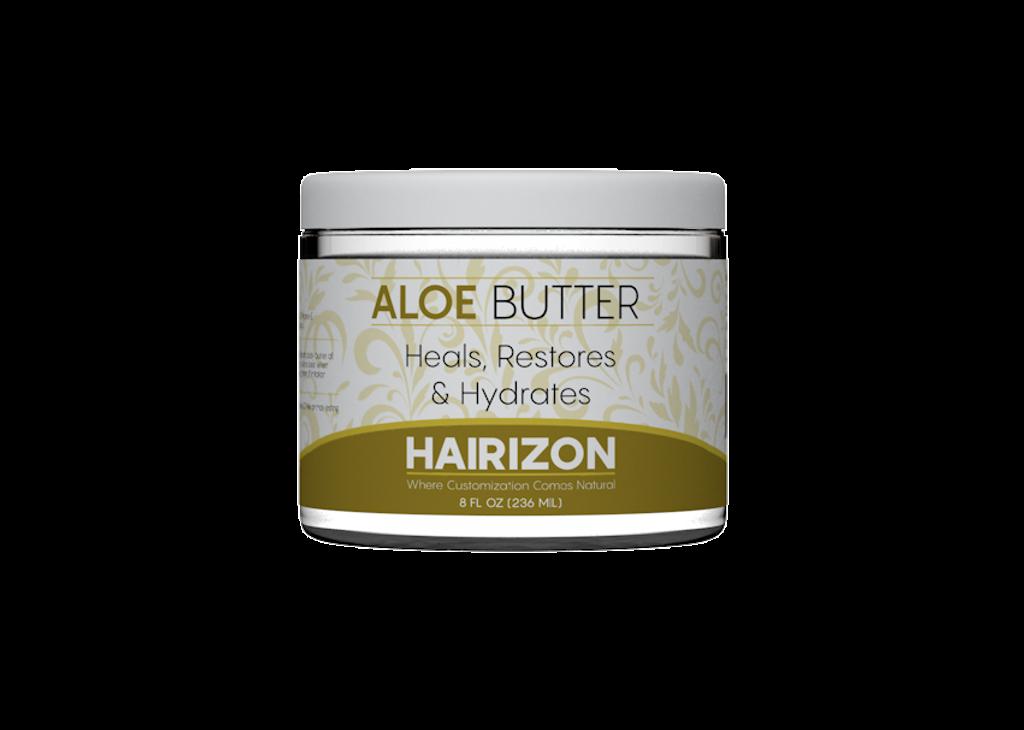 Hairizon Aloe Body Butter (Make-Your-Own)