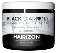 Black Diamond Activated Charcoal Scrub
