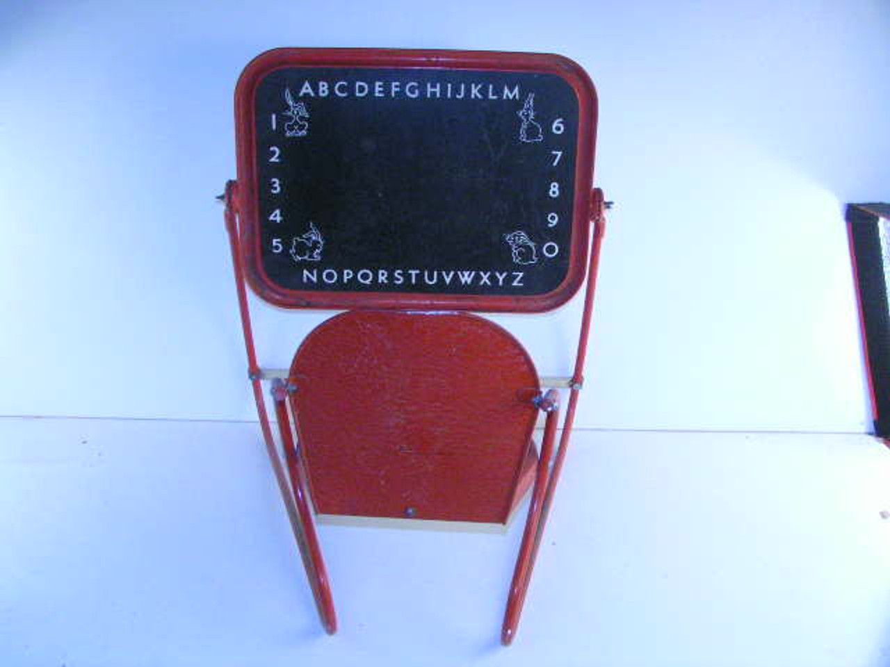 cute childs office chair. This Cute Old Metal Childs Desk Is Marked Mobo Chair And Has A Reversible White Office I