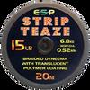 E-S-P Strip Teaze Coated Braid