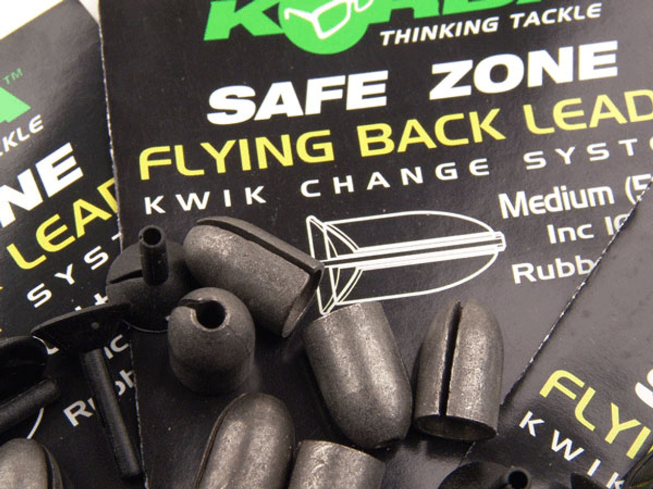 Korda Safe Zone Flying Backleads