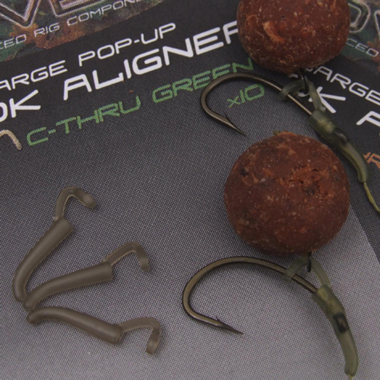 Gardner Covert Pop Up Hook Aligners - Green