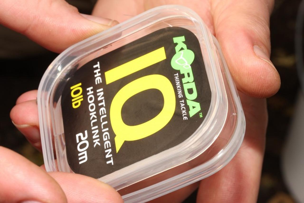 Korda IQ Fluorocarbon - 20m