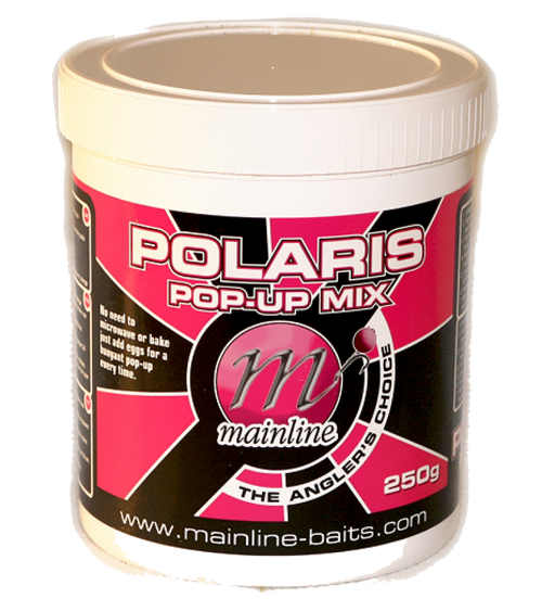 Mainline Baits Polaris Pop Up Mix 250gm