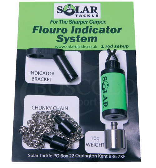 Solar Tackle - Fluoro Indicator System