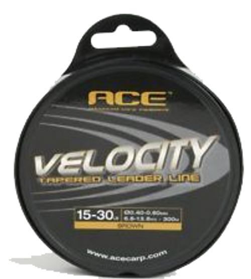 Ace Velocity Tapered Leader Line - 300m