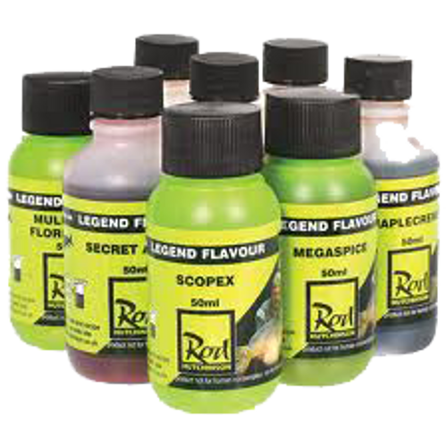 Rod Hutchinson Rod Hutchinson Legend Liquid Flavour - 50ml