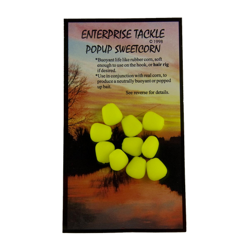 Enterprise Fluoro Yellow Popup Sweetcorn