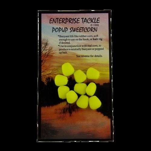 Enterprise Fluoro Yellow Popup Sweetcorn