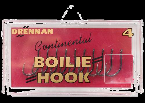 Drennan Continental Boilie Hooks