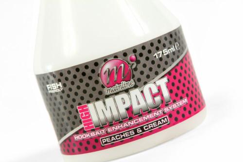 Mainline High Impact Peaches & Cream Hookbait Dip 175ml