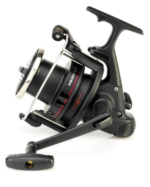 Daiwa Emblem XT (Black Series) Big Pit Reel