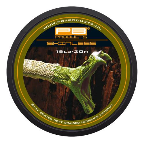 PB Skinless Hooklink - 20m