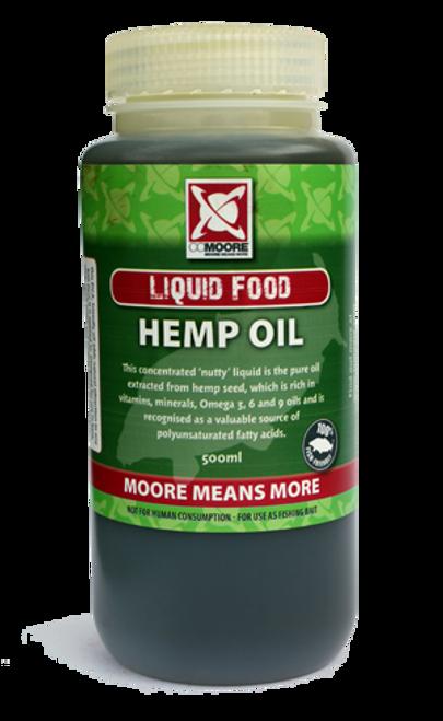 CC Moore Hemp Oil 500ml