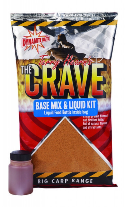 The Crave Base Mix Kit