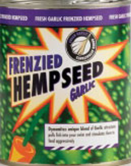 Dynamite Baits Garlic Frenzied Hempseed