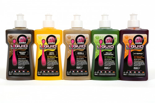 Mainline Liquid Match Additives - PVA Friendly