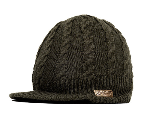 Navitas Cable Knit Peak Beanie
