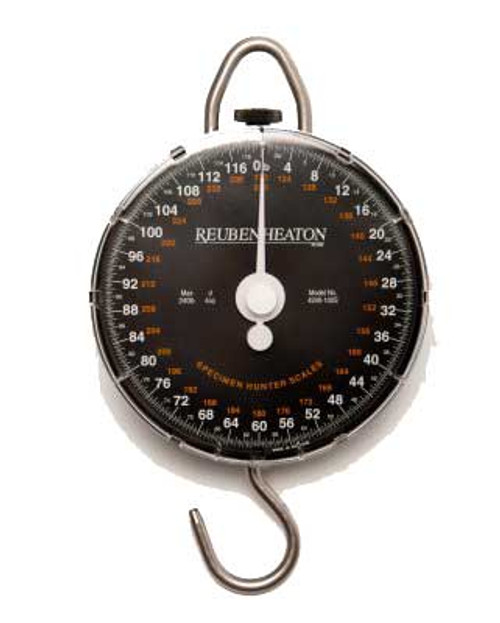 ReubenHeaton Specimen Hunter Scales