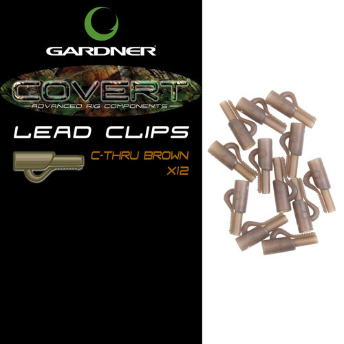 Gardner Covert Lead Clips