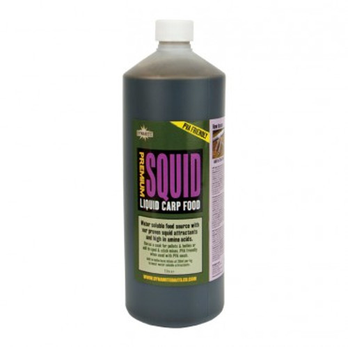 Dynamite Baits Premium Squid Liquid Carp Food