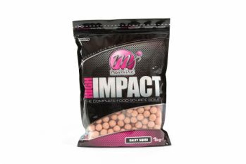 Mainline High Impact Salty Squid Boilies 1kg